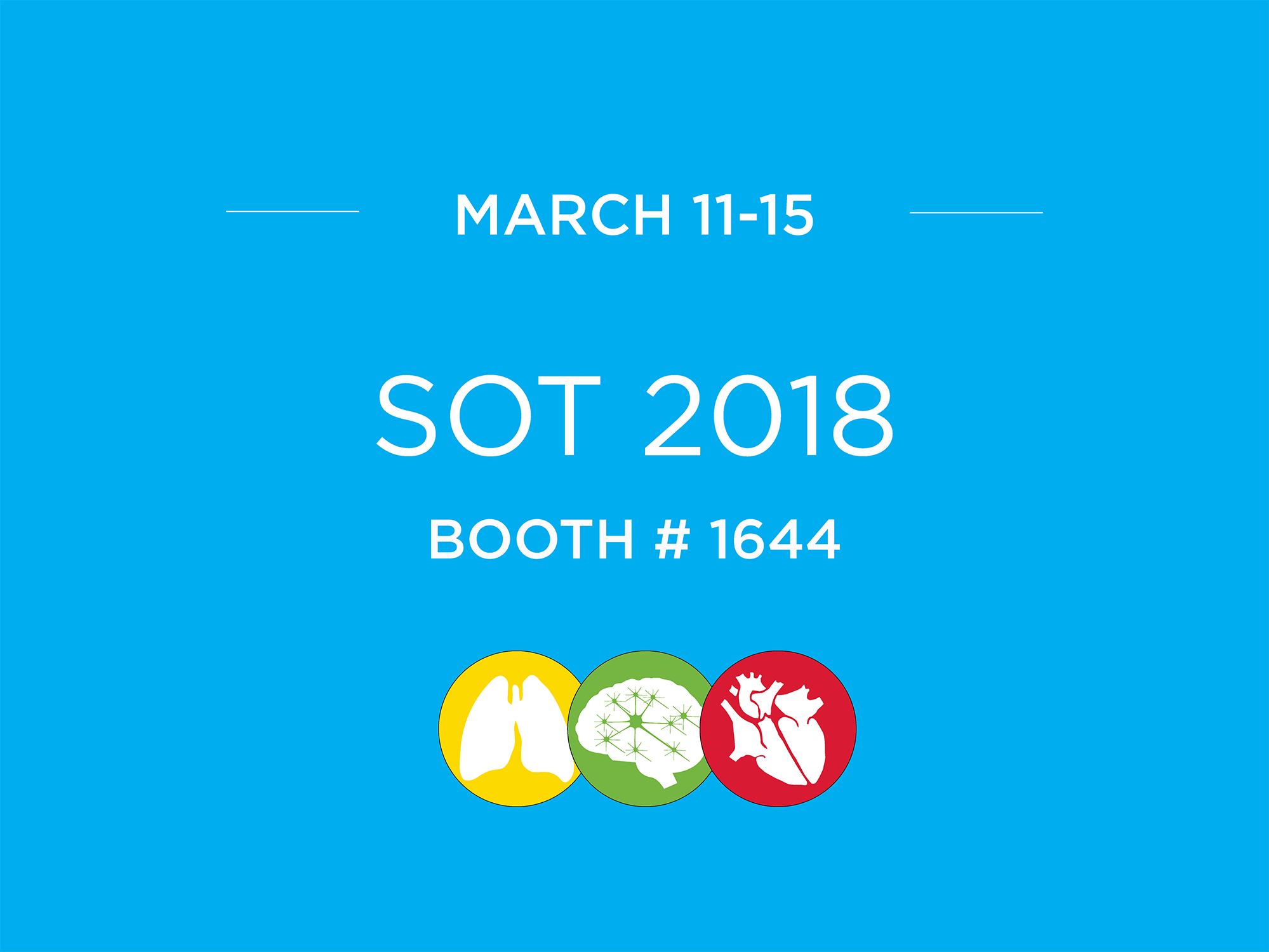 SOT 57th Annual Meeting and ToxExpo SOT2018 1