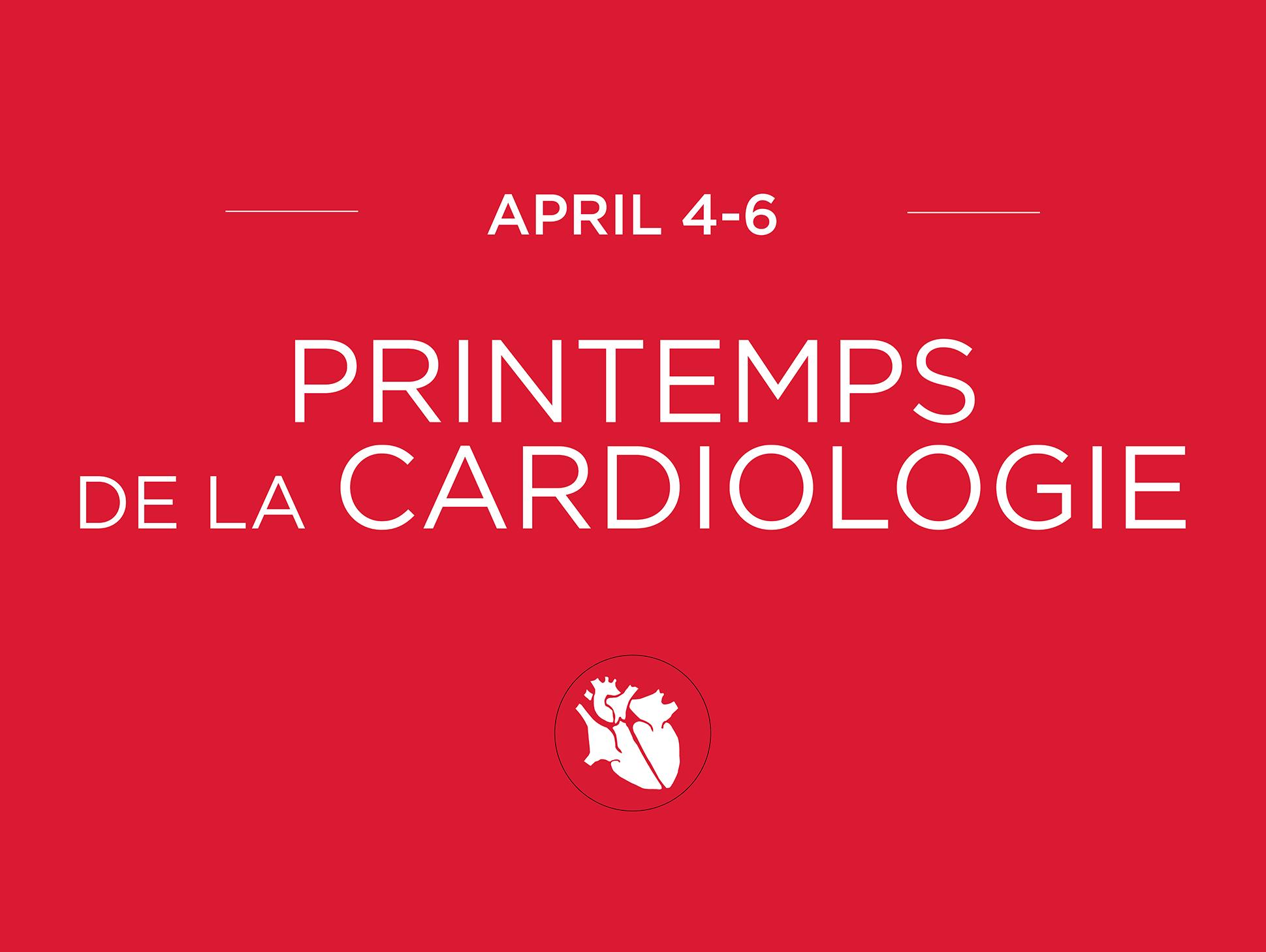 Printemps de la Cardiologie PrintempsCardio2018