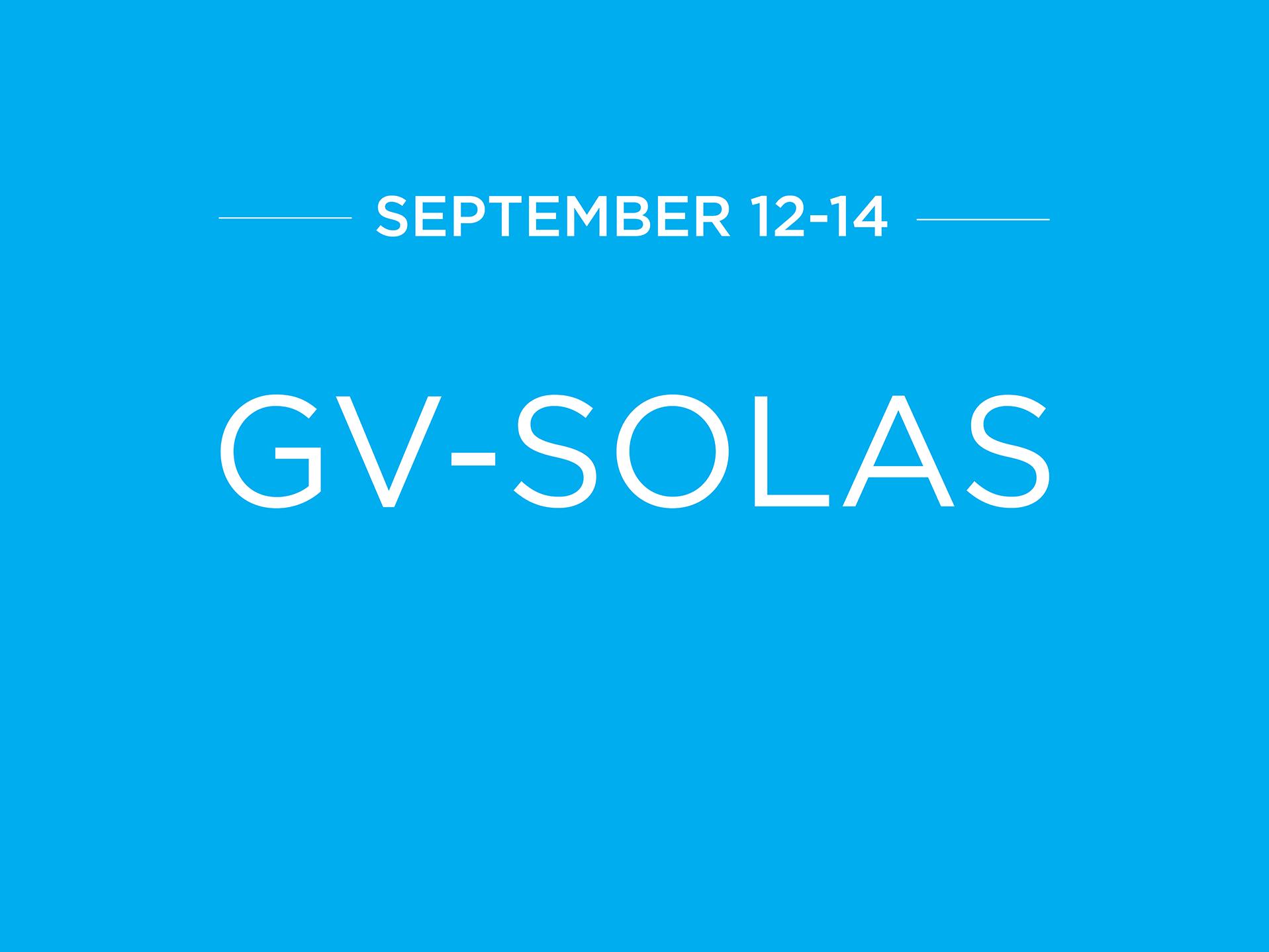 Society for Laboratory Animal Science GV SOLAS2018