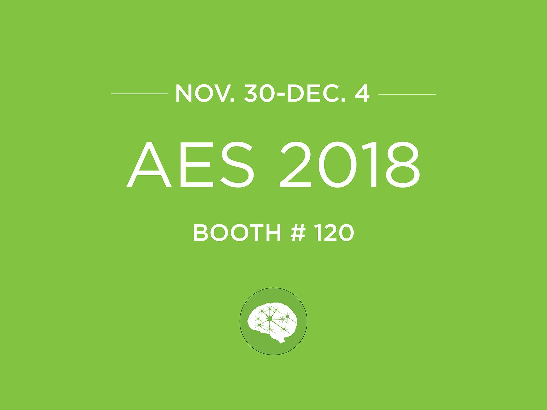 American Epilepsy Society AES2018