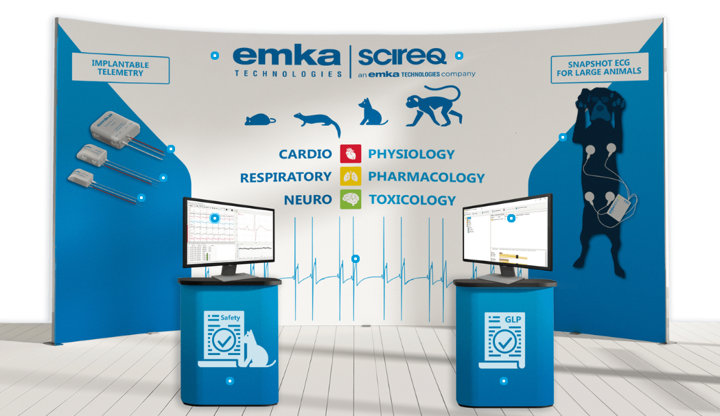 emka virtual booth